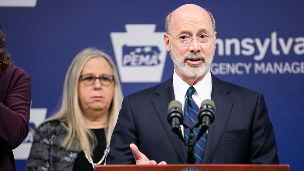 Wolf Administration Gives Coronavirus Updates To Pennsylvanian S Days Before Thanksgiving Wolf