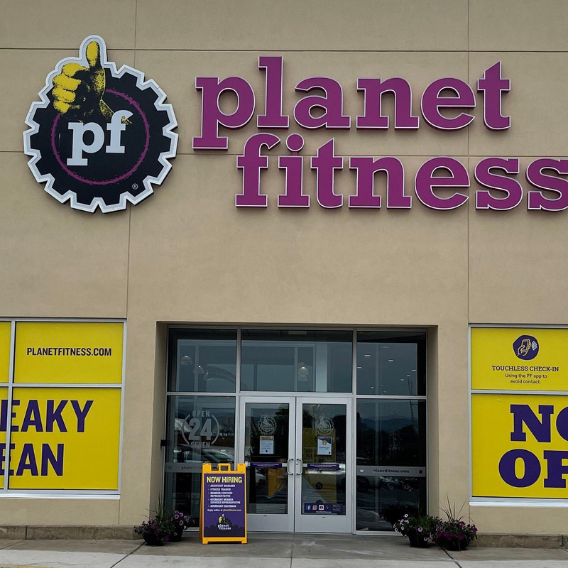 Wilkes Barre Welcomes Brand New Planet Fitness Wolf